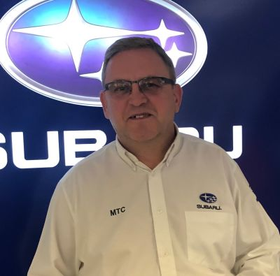 Paul Salter - New Car Sales Manager
