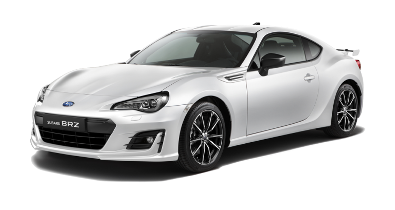 Subaru Brz - Available In Crystal White Pearl