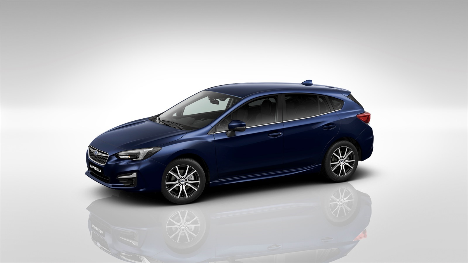 subaru impreza - Available in Dark Blue Pearl