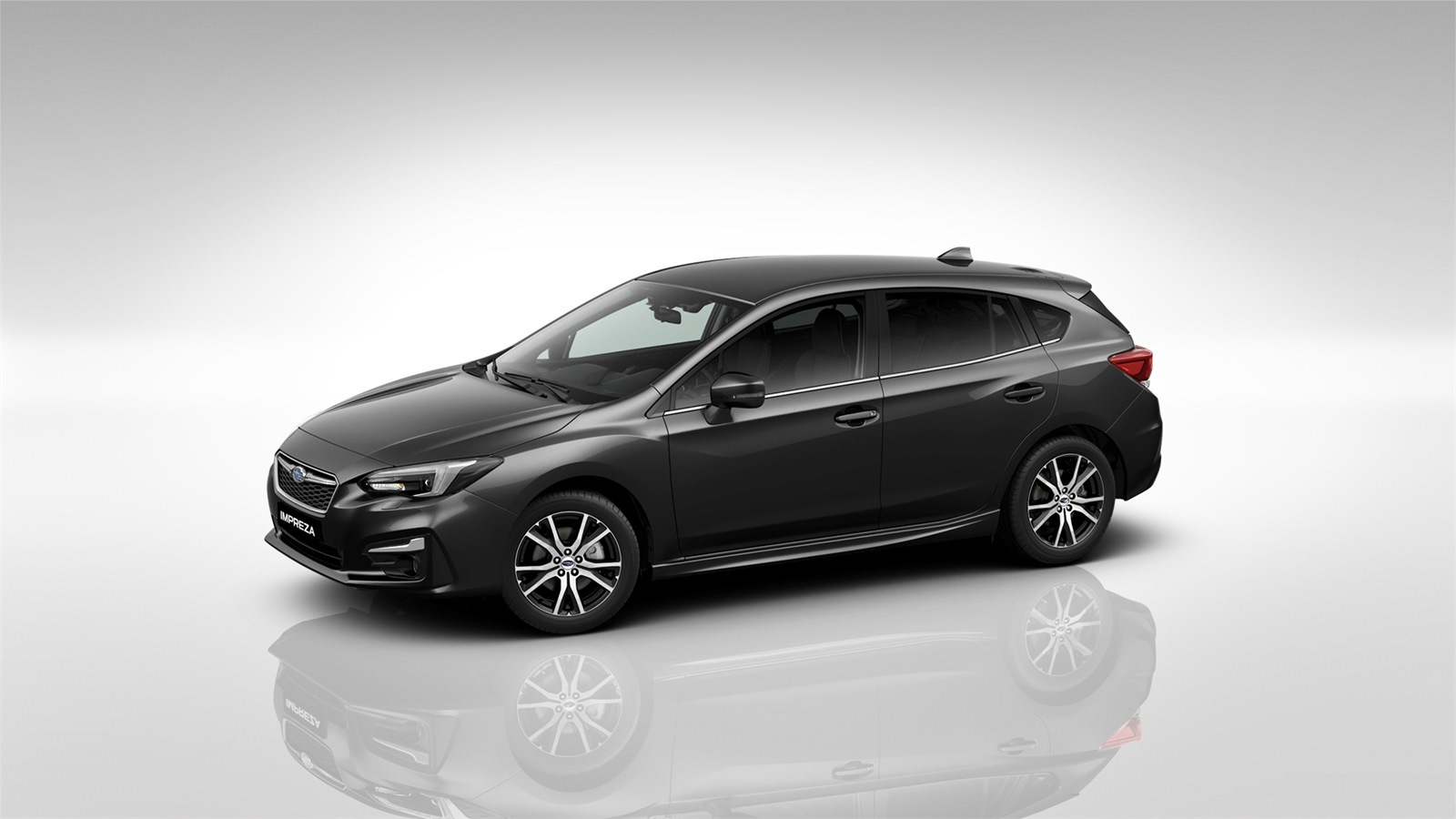 subaru impreza - Available in Dark Grey Metallic