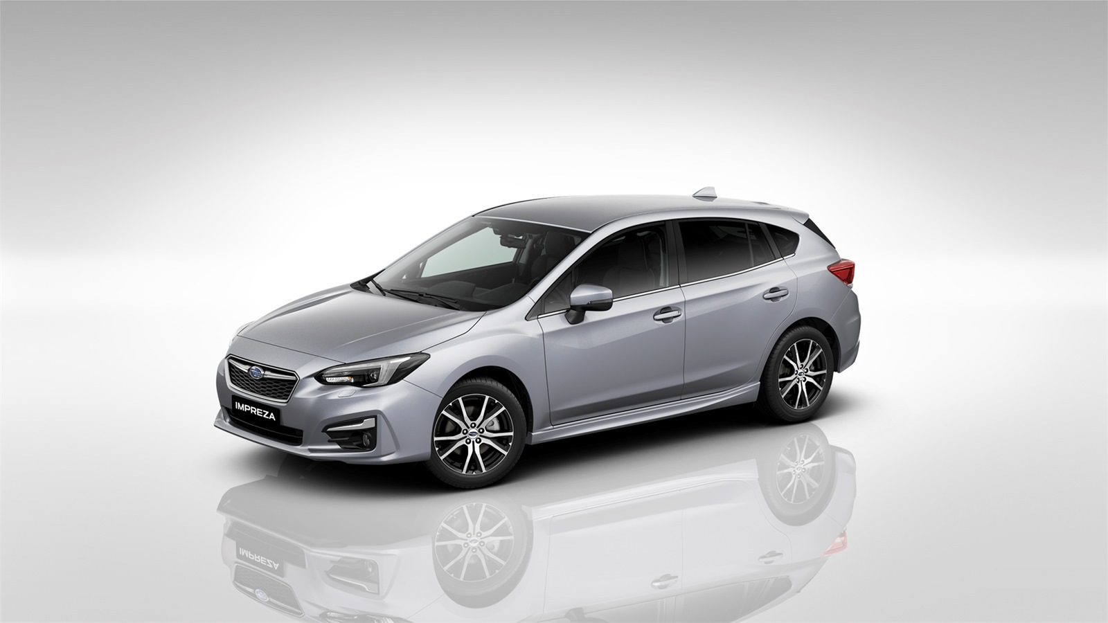 subaru impreza - Available in Ice Silver Metallic