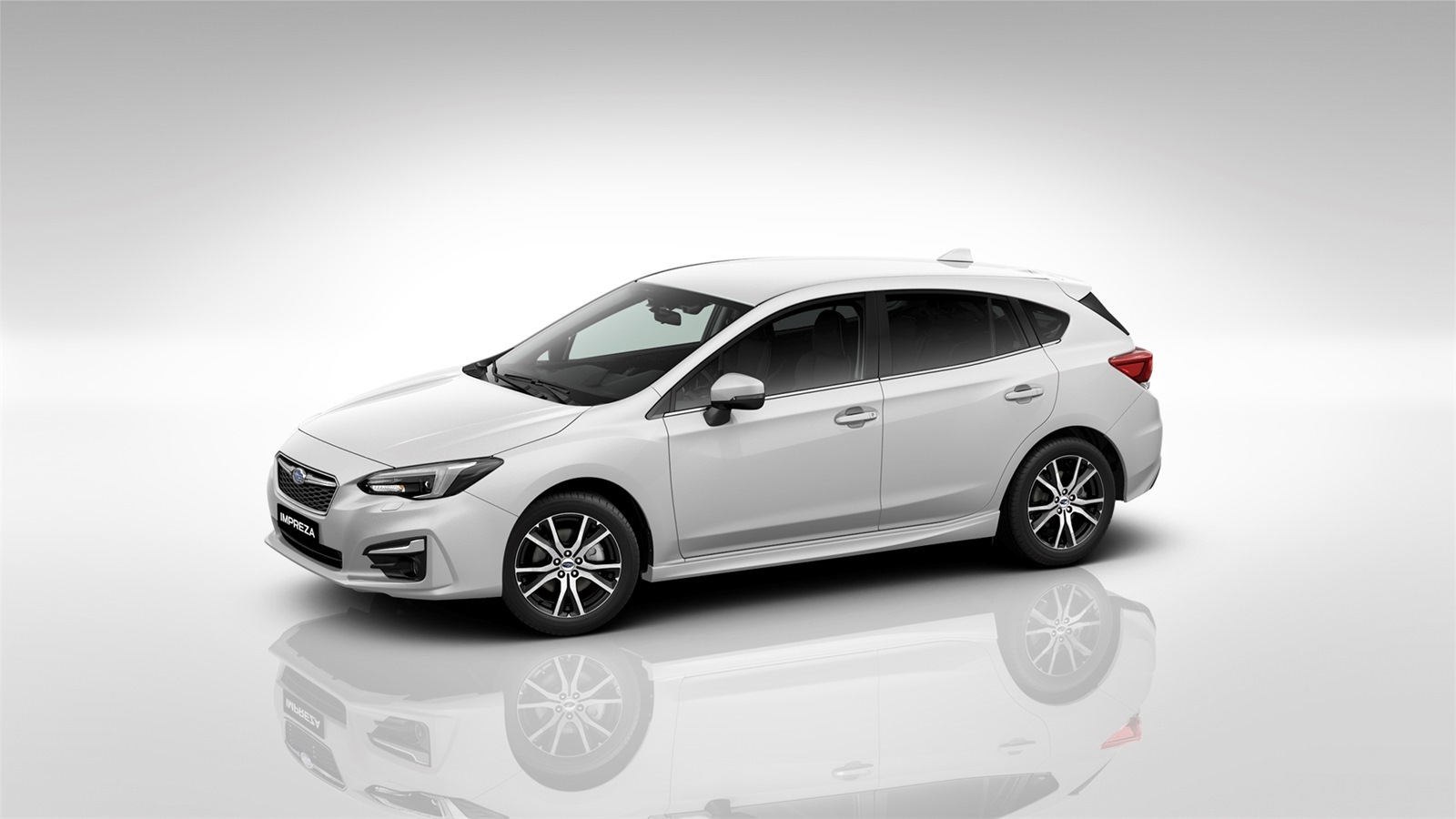 subaru impreza - Available in Crystal Pearl White