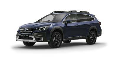 Subaru Outback - Available In Dark Blue Pearl