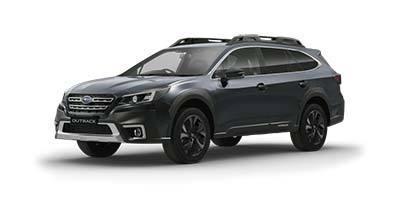 Subaru Outback - Available In Platinum Grey Metallic