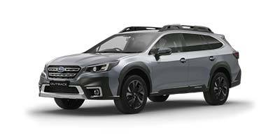 Subaru Outback - Available In Ice Silver Metallic