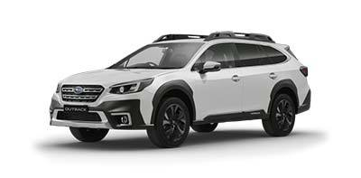 Subaru Outback - Available In Crystal White Pearl