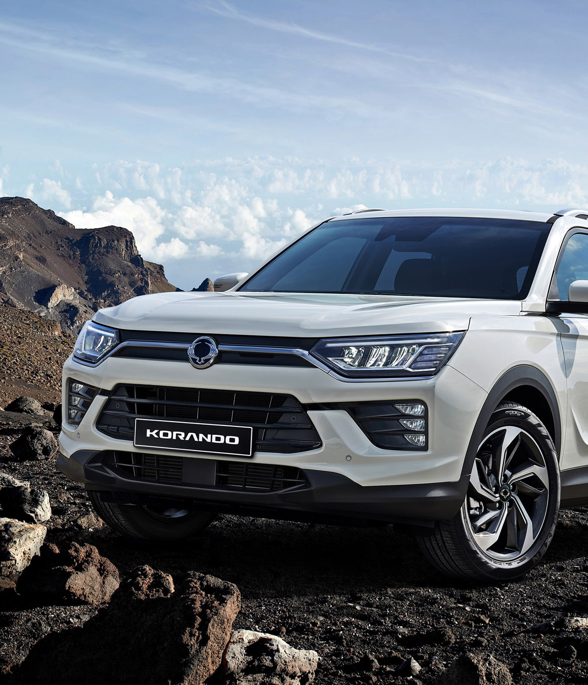 SsangYong at CCR Motor Co